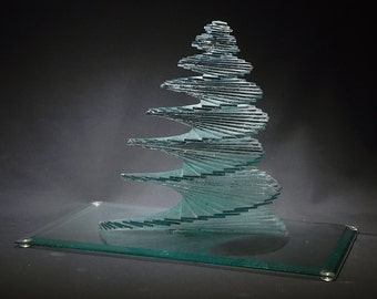 CRYSTLE SPIRAL, this complex design can be built using our step by step instructions