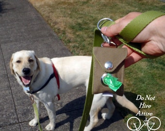 Diaper or Doggy Bag Dispenser