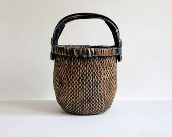 A vintage gift wicker basket ideas fruit baskets from 20th China
