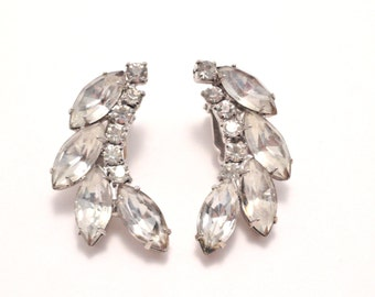 Old Hollywood Glamour Earrings