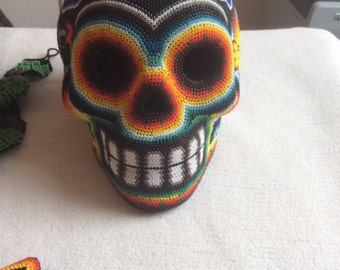 Huichol art piece