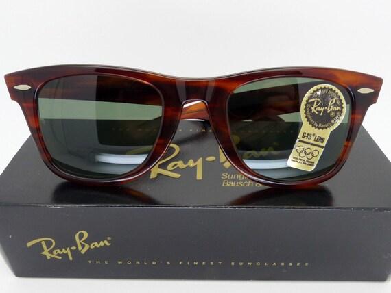 Ray Ban Wayfarer 5024 Vintage