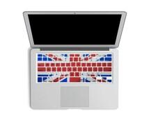 United Kingdom Keyboard Cover