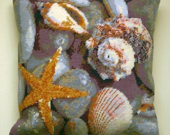 Seaside tapestry kit / needlepoint kit