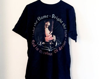 Witch print t-shirt (M)