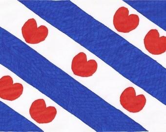 Flag of Frisia