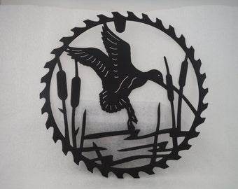 Sawblade Duck