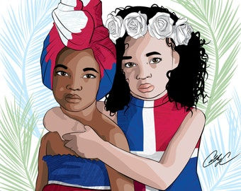 Children of Hispaniola (Haiti & Dominican)