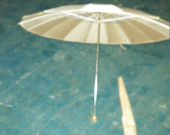 Ladies Powder Pink Umbrella