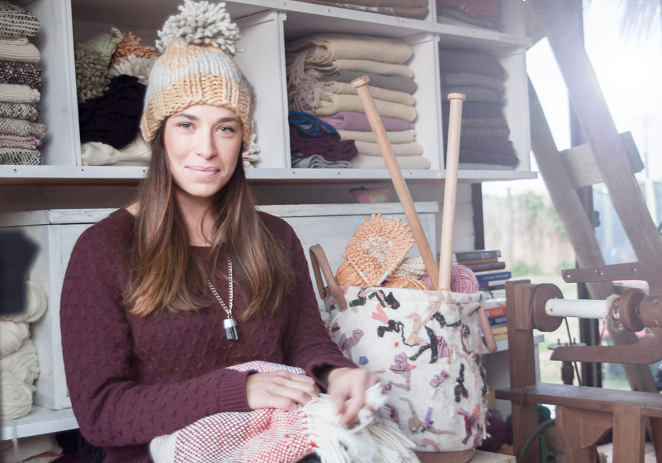 Claudia Rosillo, owner of Texturable and Texturable Decor