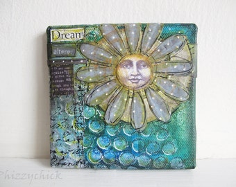 Dream. Altered. Canvas.
