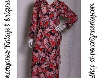 70's Maxi Dress (PV-104)
