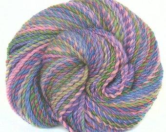Handspun Handdyed Yarn Merino wool