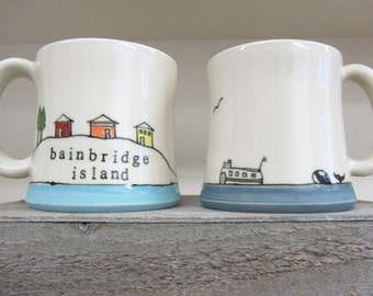 Bainbridge Island Mug