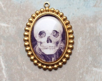Skull Illusion Etsy