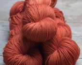 "Merino Twist Sock ""Copper"""
