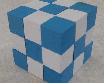 Cube It Brain Teaser