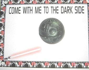 Star Wars Inspired Death Star