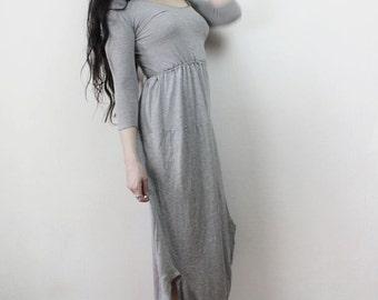 artemisia // gathered waist dress