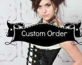 Custom Fit To You Torian Corset