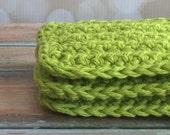 Cotton Crochet Face Srubbies