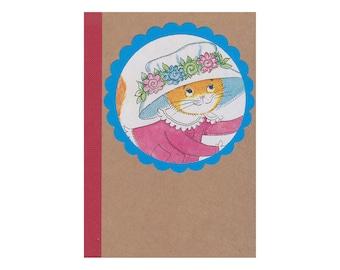 Kitty Cat Pocket Revamp Journal