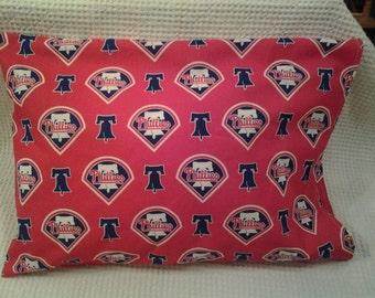 Philadelphia Pillies Travel Pillow