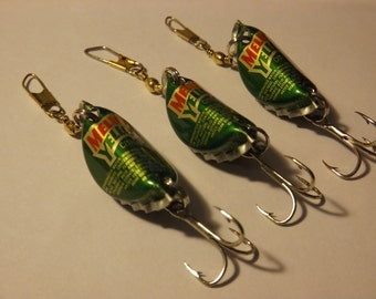 Mellow Yellow brand Cap Fishing Lure (3)