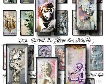 1 x 2,  Carved In Stone, Angels & Demons,   INSTANT Digital Download at Checkout, cherubs angels religious art, cemetary stones