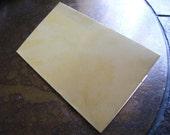 Butter Yellow Traveler's Journal 2 Pocket Folder-Field Notes