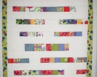 On Sale ! Handmade Child  Blanket Stroller Fleece Changing Pad Baby Shower Gift Room Decor Wall Hanging Dresser Topper