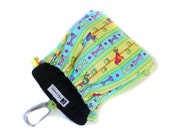 The Pocket 2.0 - Treat and Training Pouch - Fun Stripes