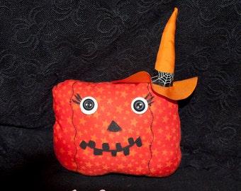 Orange Lantern Pumpkin Toy