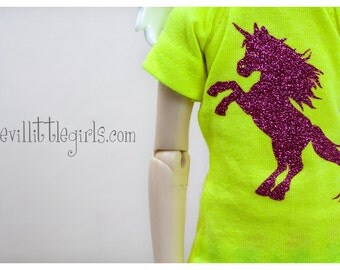 Slim Mini BJD T-Shirt - Unicorn