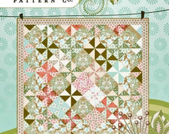 Tula Pink HUSHABYE Jenny McLean Quilt Pattern Quilting Sewing
