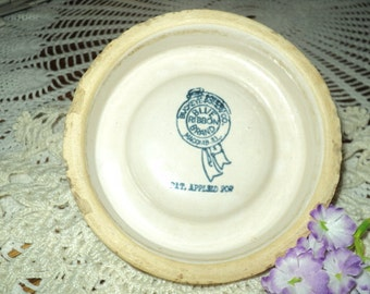 Vintage--Primitive--Buckeye Pottery Co. Stoneware Chicken Waterer