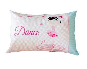 Ballerina Personalised Cushion