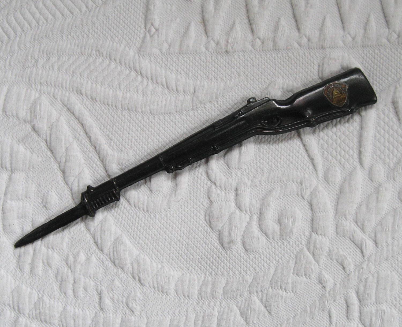 miniature cast iron riffle cast iron letter opener riffle With iron letter opener
