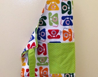 Kids' BBQ Apron Hold the Phone