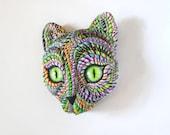 Cosmic Cat Original Sculpture