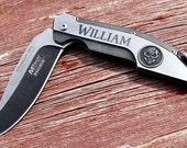 Personalized Knife,Folding Knife,Best Man Gift,Pocket Knife,Hunting Knife,Survival Knife,Fishing Knife,Groomsmen Gift,MTA864,SET of 6