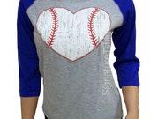 Baseball Mom Shirts. Baseball Mom Tee Gift. Baseball Shirt. Baseball Raglan Shirt. Baseball Girlfriend Tshirt. Baseball Heart Slouchy Shirt