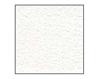 Ultrasuede Beading Foundation or Backing White 43282  , 8.5 Inches, Ultra Suede Cabochon Backing, Bead Backing, Microfiber Fabric