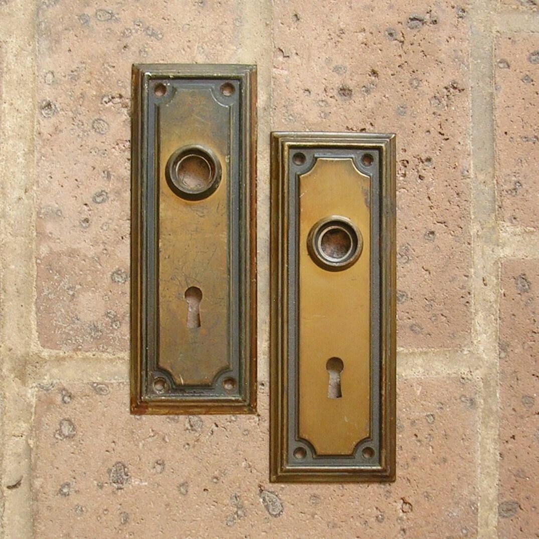 Antique Vintage Door Plates Antique Victorian Door By & Antique Door Plates - Castrophotos
