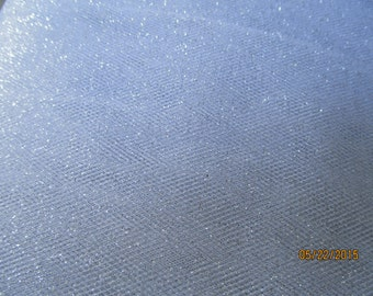 Glitter Tulle,   15 Yards,   54 Inches Wide,  Costumesetc,  Glitter Fabric,