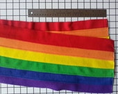 Gay Pride (Homosexual, Homoromantic Pride) Scarf