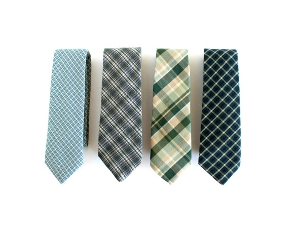 Items Similar To Custom Wedding Neckties & Pocket Square