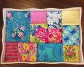 40x56 Jennifer Paganelli Caravelle Arcade Blanket Made to Order