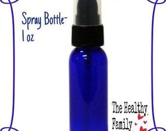 Cobalt Blue 1oz spray bottle