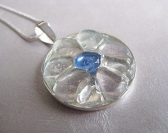 Pastel Sea Glass Necklace - Sea Glass Jewelry - Sea Glass Necklace - Beach Glass Jewelry
